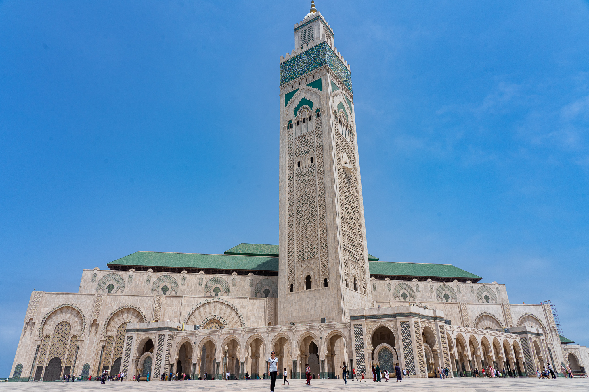 From Casablanca to Chefchaouen: A Journey Through the Mosques, Medinas, and Mountains of Morocco