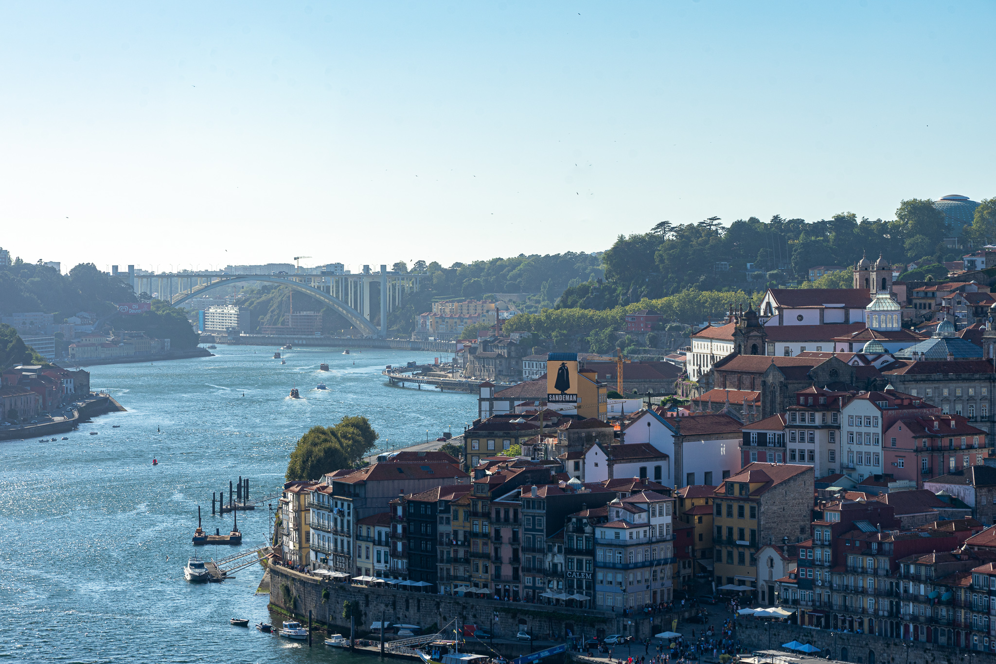 Porto: Fishing Village, Tourist Hub, and Birthplace of Port